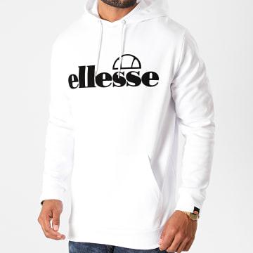 Ellesse - Sweat Capuche Tofane SHC07410 Blanc
