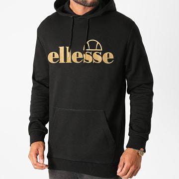 Ellesse - Sweat Capuche Tofanato SLB11615 Noir Doré