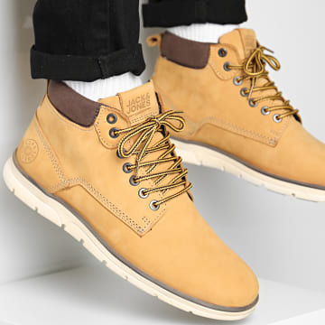 Jack And Jones - Chaussures Tubar Nubuck Honey 12159519 Honey