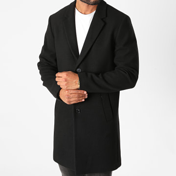 Jack And Jones - Manteau Moulder Noir
