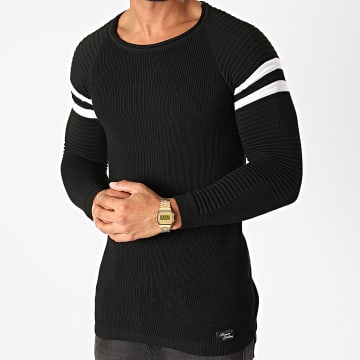 Paname Brothers - Pull PNM-205 Noir