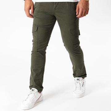 Produkt - Pantalon Cargo AKM Green Vert Kaki