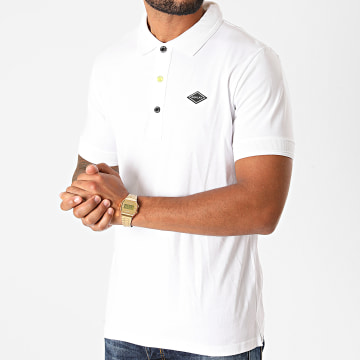 Replay - Polo Manches Courtes M3078-23070G Blanc