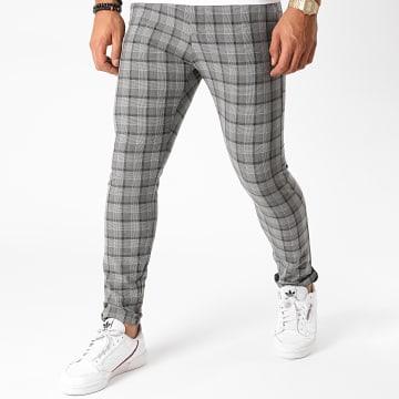 Armita - Pantalon Carreaux PAK-420 Gris