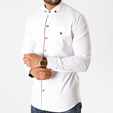 Classic Series - Chemise Manches Longues 20294 Blanc