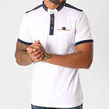 Classic Series - Polo Manches Courtes 2790 Blanc