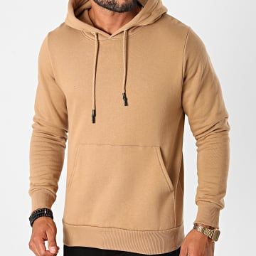 Terance Kole - Sweat Capuche 1099 Marron