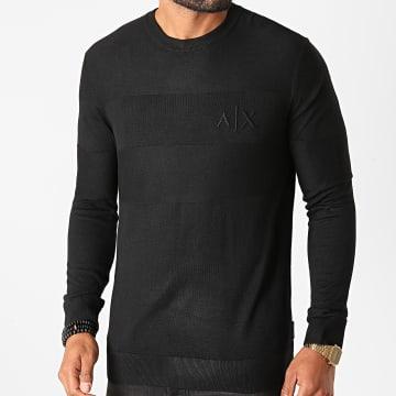 Armani Exchange - Pull 6HZM4A-ZMZ4Z Noir