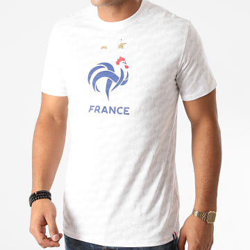 FFF - Tee Shirt F20003C Blanc