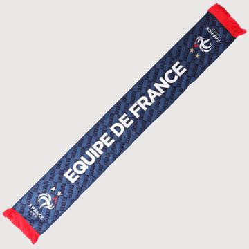 FFF - Echarpe Equipe De France F20072 Bleu Marine