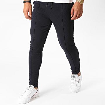Frilivin - Pantalon Jogging 23972 Bleu Marine