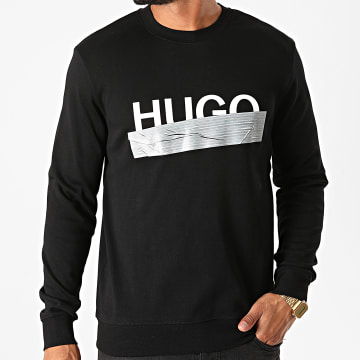 HUGO - Sweat Crewneck Dicago 50436126 Noir