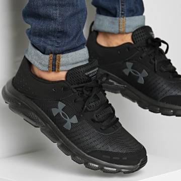Under Armour - Baskets Charged Assert 8 3021952 Black