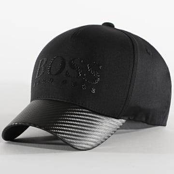 BOSS - Casquette 50435570 Noir