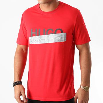 HUGO - Tee Shirt Dicagolino U204 50436413 Rouge