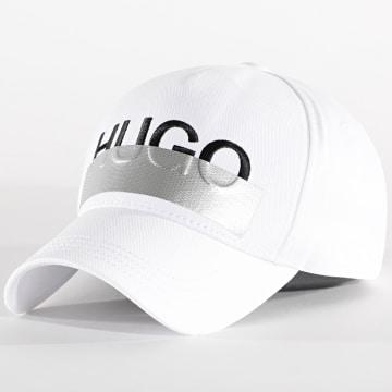 HUGO - Casquette 50434892 Blanc