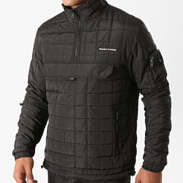Project X - Veste Outdoor 2050013 Noir