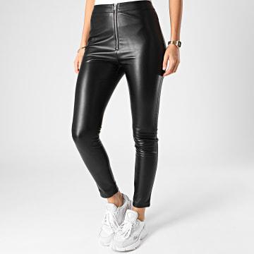 Sixth June - Pantalon Femme W32457KPA Noir
