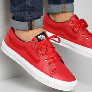 Vans - Baskets Sk8-Low 4UUK1ED Red