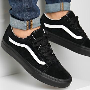 Vans - Baskets Old Skool Suede 4U3B18L Black Black