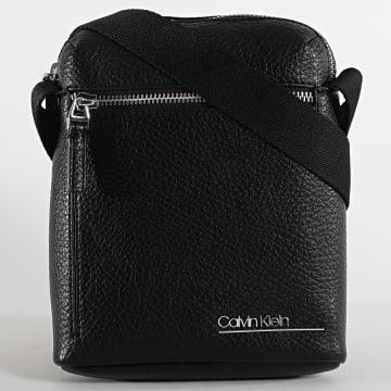 Calvin Klein - Sacoche Reporter S 5916 Noir