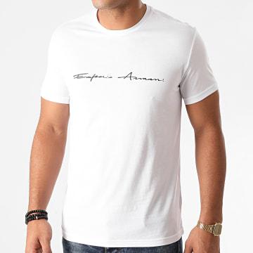 Emporio Armani - Tee Shirt Organic 110853 Blanc
