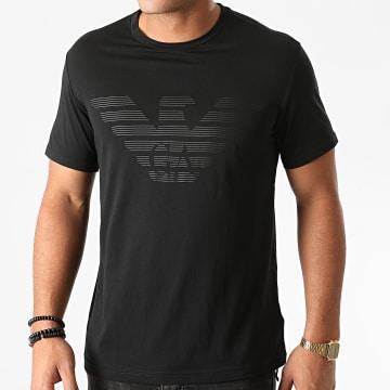 Emporio Armani - Tee Shirt Organic 111019 Noir