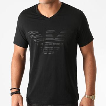 Emporio Armani - Tee Shirt Organic 111028 Noir