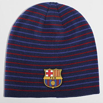 FC Barcelona - Bonnet Dan B20022 Bleu Marine
