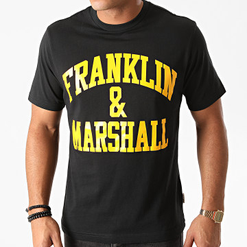 Franklin And Marshall - Tee Shirt JM3011-1000P01 Noir