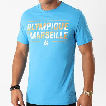 OM - Tee Shirt M20002C Bleu Clair