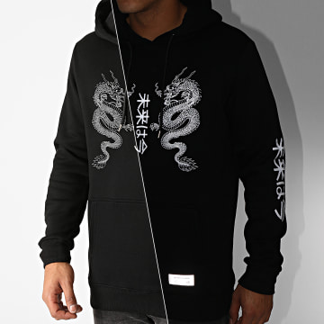 Project X - Sweat Capuche 2020088 Noir