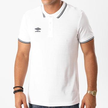 Umbro - Polo Manches Courtes 806450-60 Blanc
