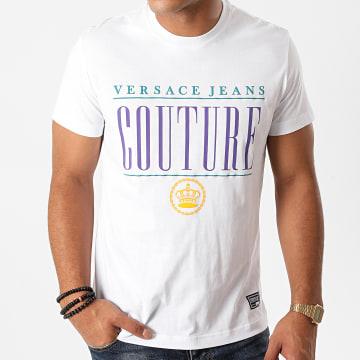 Versace Jeans Couture - Tee Shirt B3GZB7TH-30319 Blanc
