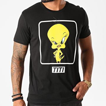 Looney Tunes - Tee Shirt Titi Noir
