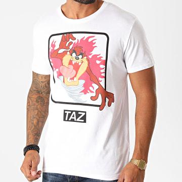 Looney Tunes - Tee Shirt Taz Blanc