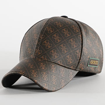 Guess - Casquette AM8692POL01 Marron