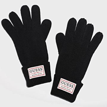 Guess - Gants AM7830WOL02 Noir