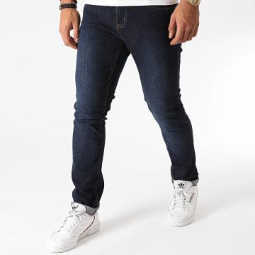 Indicode Jeans - Jean Slim Pittsburg Bleu Denim