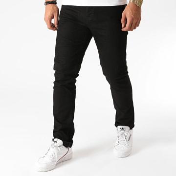 Indicode Jeans - Jean Slim Pittsburg Noir
