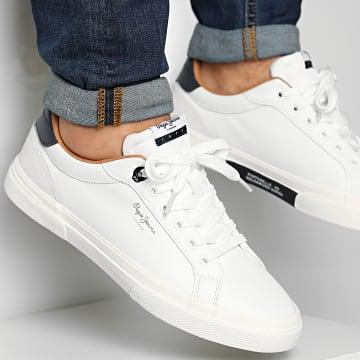 Pepe Jeans - Baskets Kenton Classic PMS30675 White