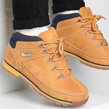 Timberland - Boots Euro Sprint Hiker A2DWD Wheat Nubuck