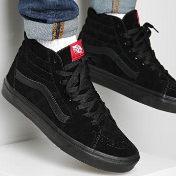 Vans - Baskets Montantes Sk8-Hi D5IBKA Black Black