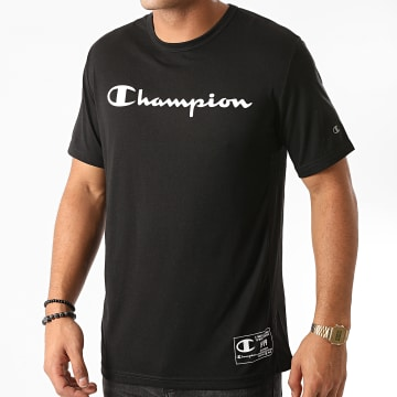 Champion - Tee Shirt Performance 214908 Noir