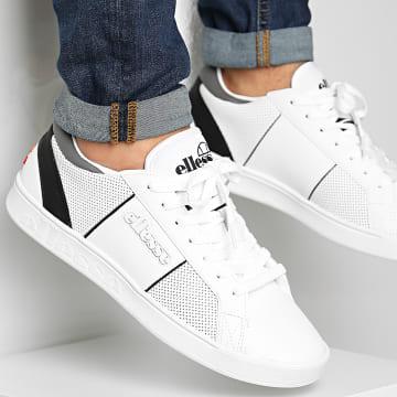 Ellesse - Baskets 832810 White Black Dark Grey