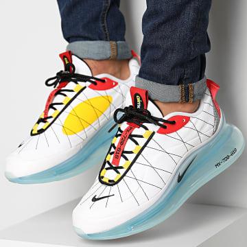 Nike - Baskets MX 720 818 CV4199 White Black Speed Yellow