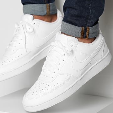 Nike - Baskets Court Vision LO White
