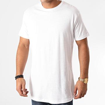 Urban Classics - Tee Shirt Oversize TB638 Blanc