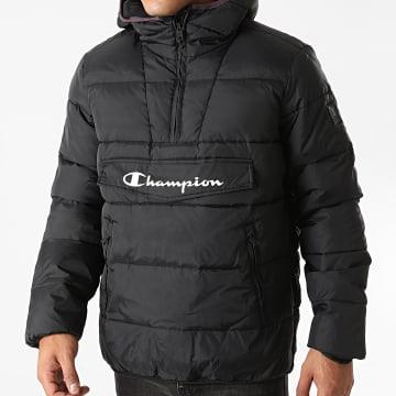 Champion - Veste Outdoor Capuche 214877 Noir