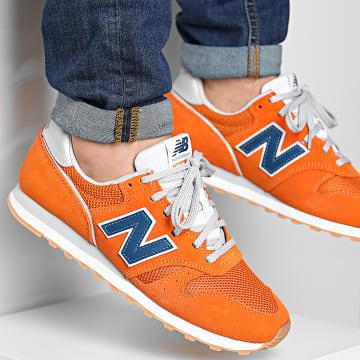 New Balance - Baskets Classics 373 819791 Orange